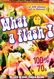 What a Flash! Poster