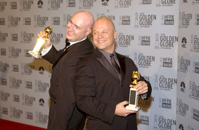 Michael Chiklis and Shawn Ryan