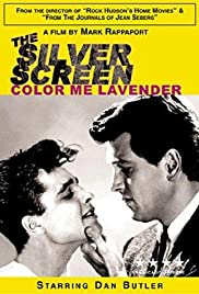 The Silver Screen: Color Me Lavender Poster