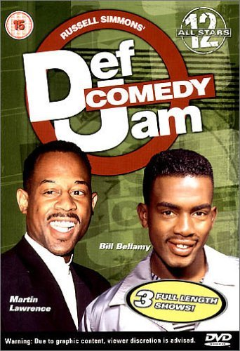 image Def Comedy Jam: All Stars Vol. 12 (1999) (TV) Watch Full Movie Free Online