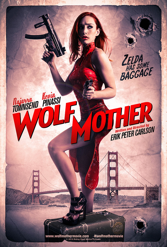 Wolf Mother Full Movie HD Online