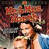 Barbara Britton and Richard Denning in Mr. & Mrs. North (1952)