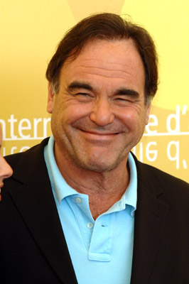Oliver Stone at World Trade Center (2006)