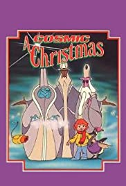 A Cosmic Christmas Poster