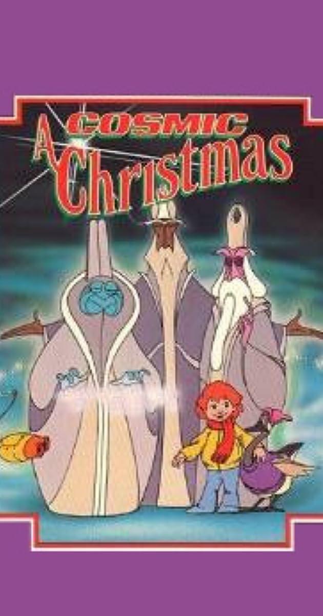 A Cosmic Christmas (TV Short 1977) - IMDb