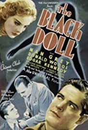 The Black Doll Poster