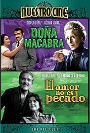 Doña Macabra Poster