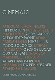 Cinema16: American Short Films Poster