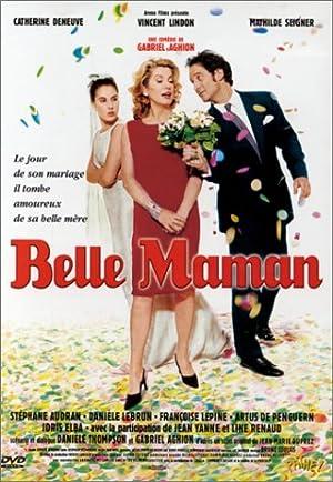 Belle maman film Poster