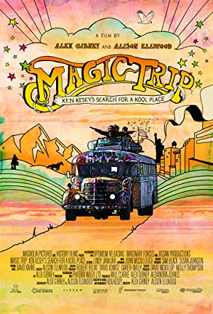 Magic Trip: Ken Kesey's Search for a Kool Place poster