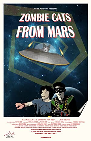 Zombie Cats from Mars (2015)
