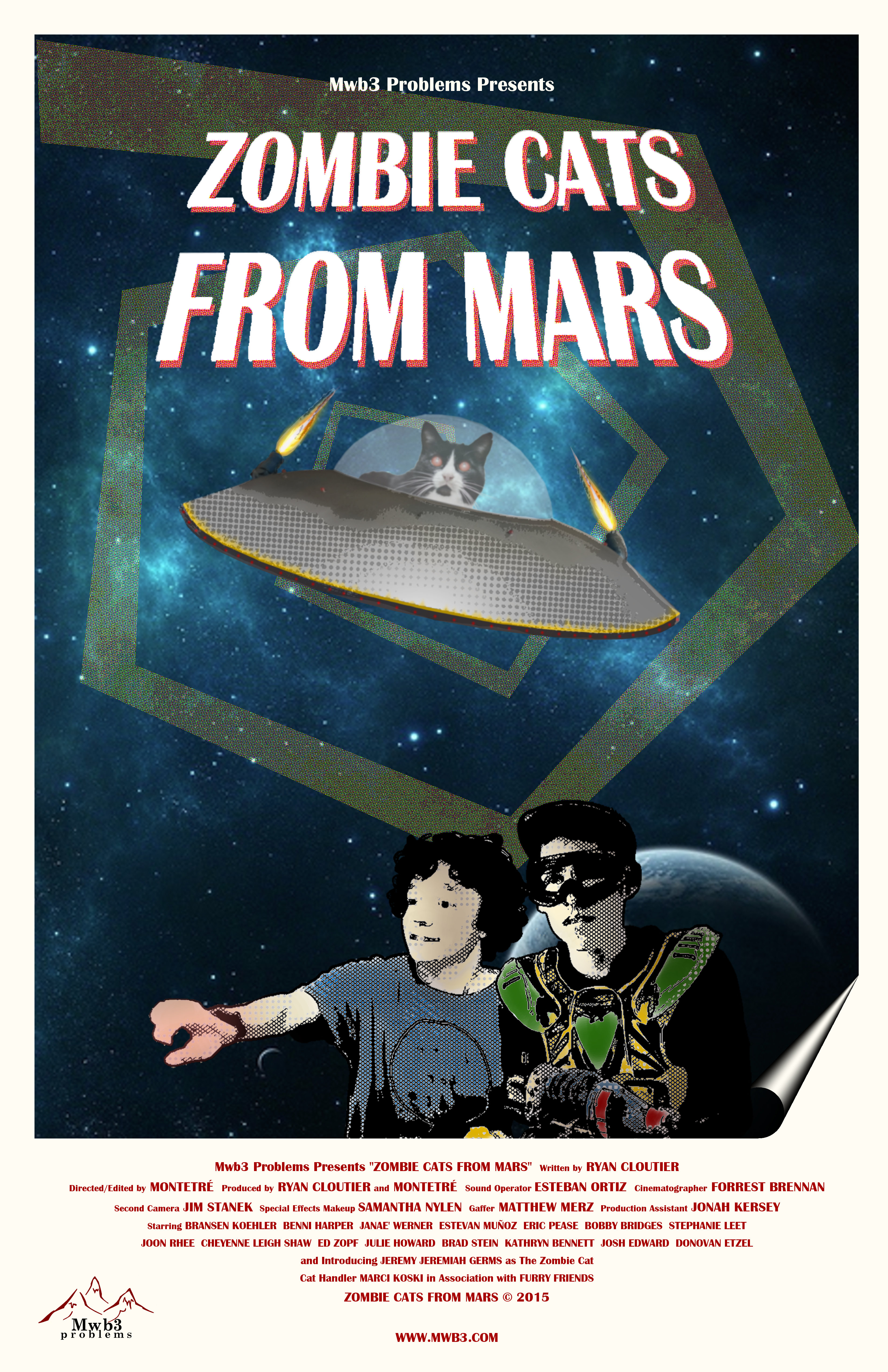 image Zombie Cats from Mars Watch Full Movie Free Online