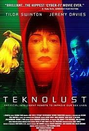 Teknolust Poster