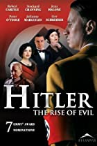Image of Hitler: The Rise of Evil
