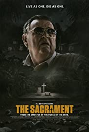 The Sacrament (2013) Poster - Movie Forum, Cast, Reviews