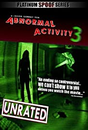 Abnormal Activity 3 Poster