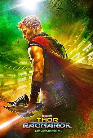Poster Thor: Tag der Entscheidung