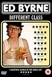 Ed Byrne: Different Class Poster