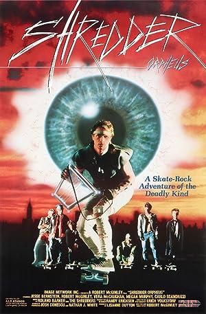 Shredder Orpheus (1990)