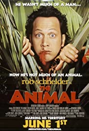 The Animal (2001) Poster - Movie Forum, Cast, Reviews