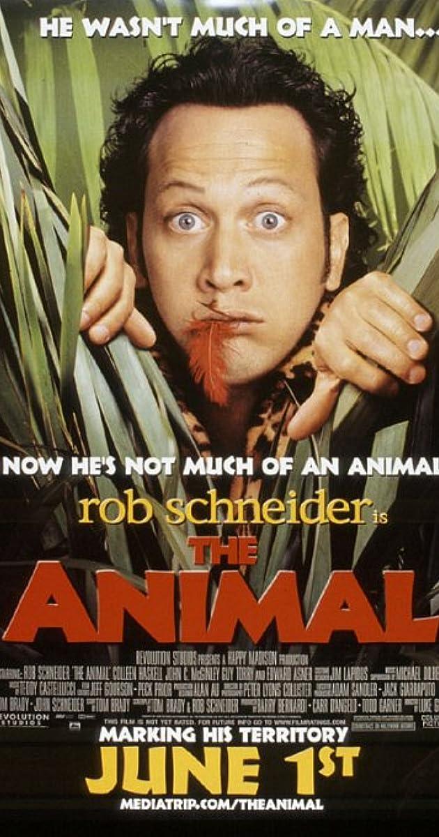 Gyvūnas / The Animal (2001) Online