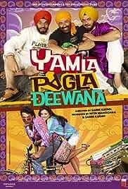 Yamla Pagla Deewana 2011 Hindi Movie HDRip 480p 440MB MKV