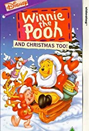 Winnie the Pooh & Christmas Too Poster