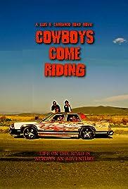 Cowboys Come Riding Poster