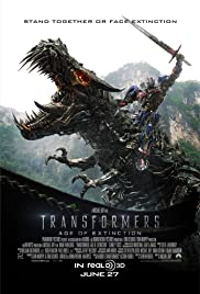 Transformers: Age of Extinction (2014) Poster - Movie Forum, Cast, Reviews