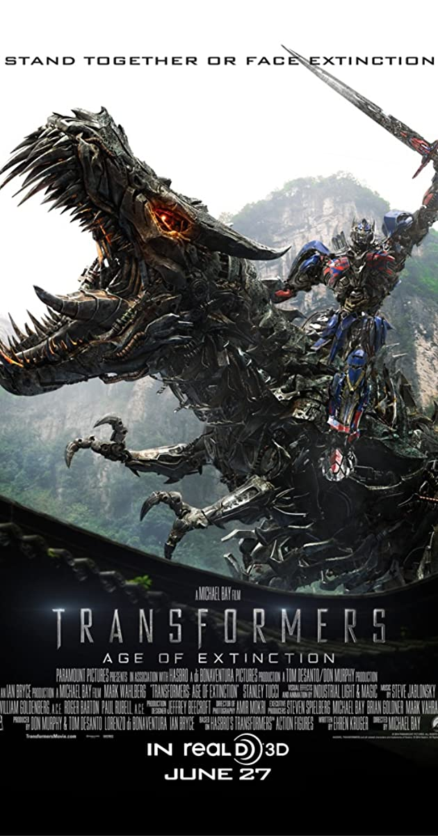 Transformers Age of Extinction 2014 BRRip