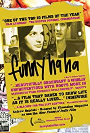 Funny Ha Ha (2002) Poster - Movie Forum, Cast, Reviews