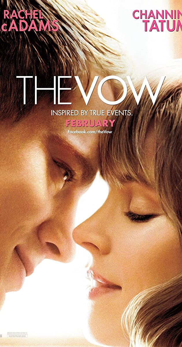 The Vow (2012) - IMDb Quotes From The Vow