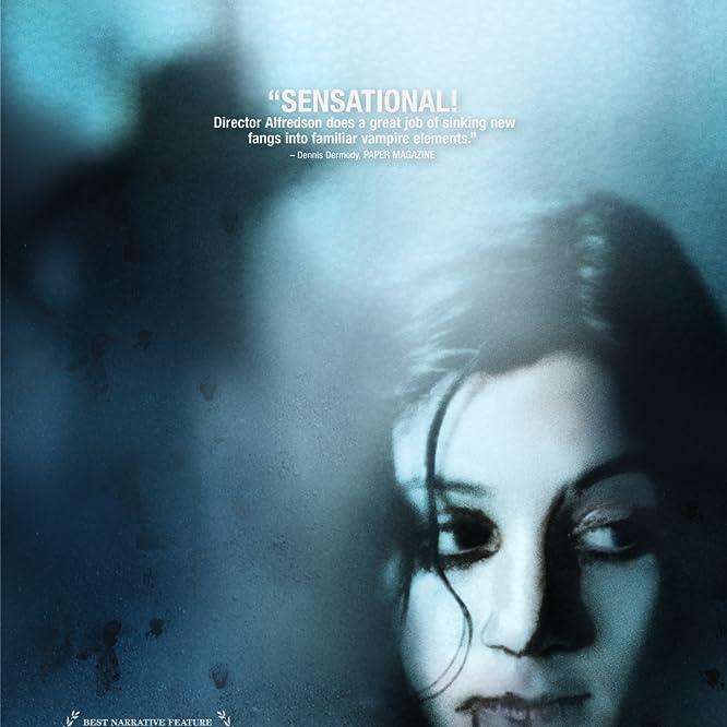 Deja que el justo en (2008)