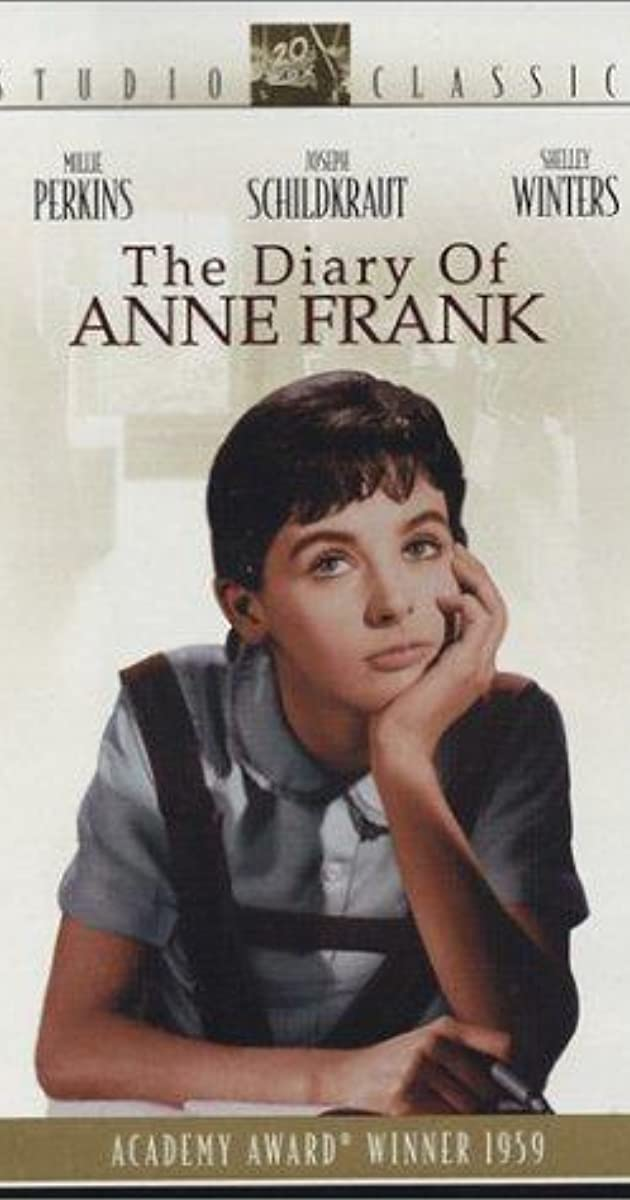 The diary of anne frank book report