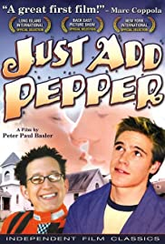 Just Add Pepper Poster