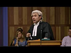 ABC Drama CROWNIES - Franc Violi as Barrister Murray Rice
