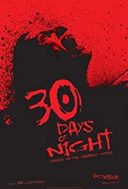 30 Days of Night (2007) Poster - Movie Forum, Cast, Reviews