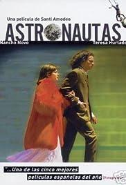 Astronauts Poster