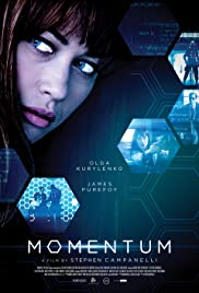 Momentum (2015) Poster - Movie Forum, Cast, Reviews