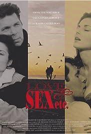Love & Sex etc. Poster