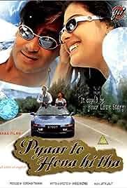 Pyaar To Hona Hi Tha 1998 720p 1GB Hindi HDRip AAC MKV