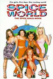 Spice World Poster