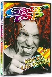 Carrot Top Rocks Las Vegas Poster