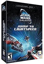 Star Wars Galaxies: Jump to Lightspeed Poster