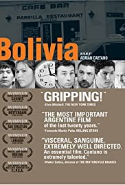 Bolivia (1999) Poster - Movie Forum, Cast, Reviews