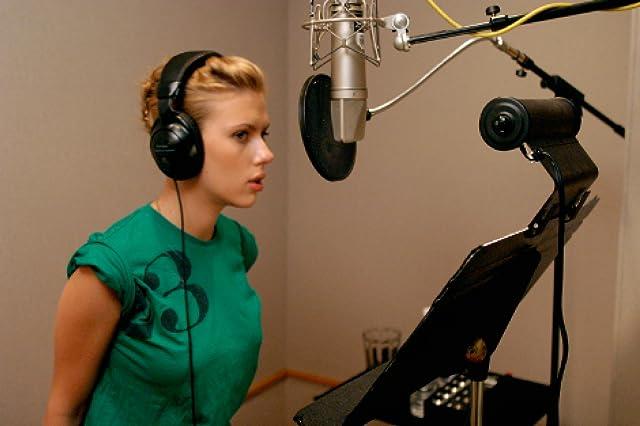 Scarlett Johansson in The SpongeBob SquarePants Movie (2004)