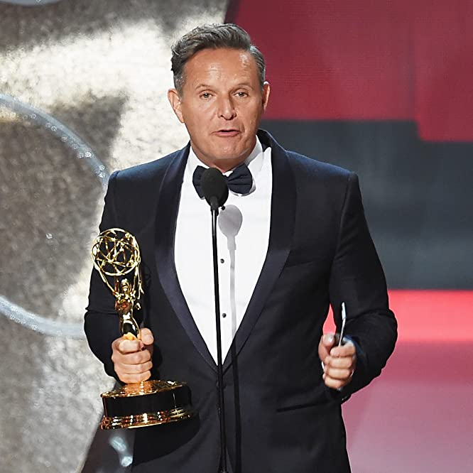 Mark Burnett at an event for The 68th Primetime Emmy Awards (2016)