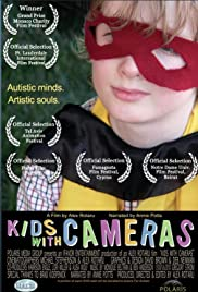 Kids with Cameras Poster