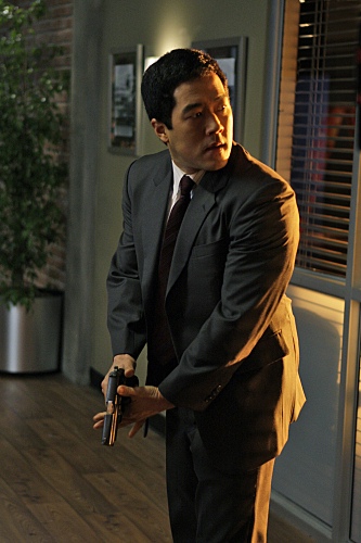 Tim Kang in The Mentalist (2008)