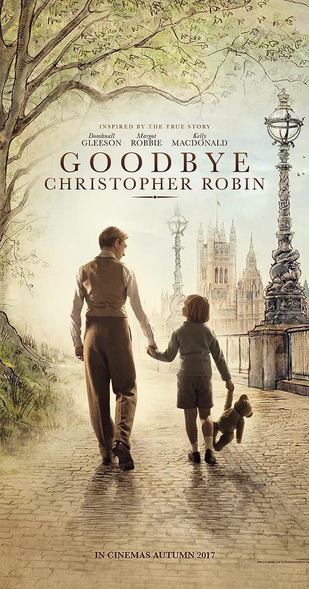 Lik sveikas, Kristoferi Robinai / Goodbye Christopher Robin (2017)